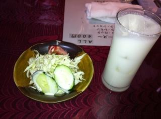 サラダ&ドリンク.JPG